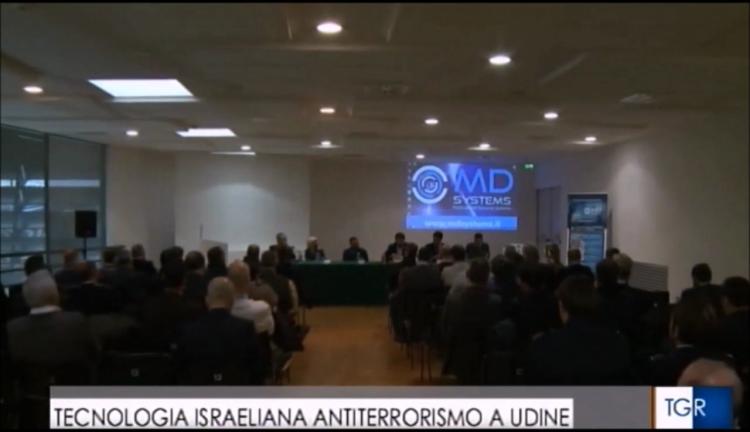 [VIDEO] MD SYSTEMS presenta in anteprima nazionale il sistema Anti Drone